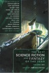 The Best Science Fiction and Fantasy of the Year, Volume Six (ed Jonathan Strahan, Nightshade Books, 2012)