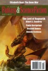 The Magazine of Fantasy and Science Fiction, Sept/Oct 2015