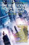 The Best Science Fiction and Fantasy of the Year Volume Ten. (ed Jonathan Strahan, Solaris Books, 2016)