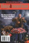 The Magazine of Fantasy and Science Fiction, Sept/Oct 2016